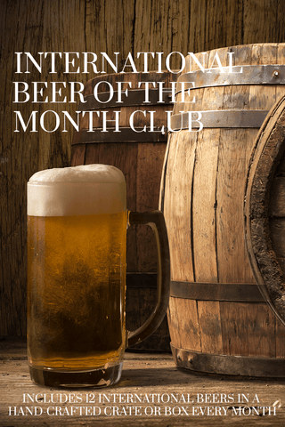 International Beer of the Month Club