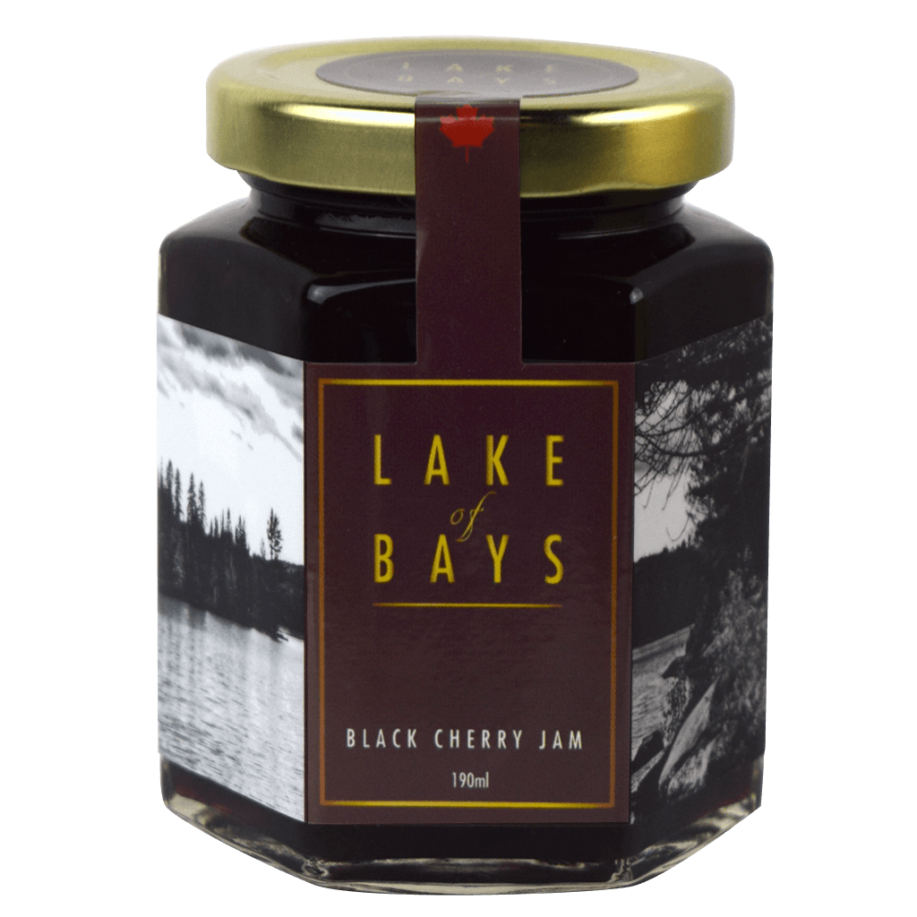Lake of Bays Black Cherry Jam