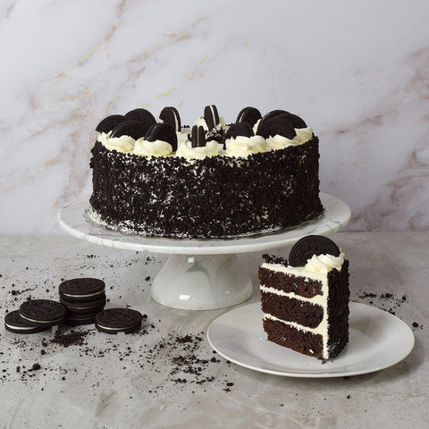 Large Oreo Chocolate Cake