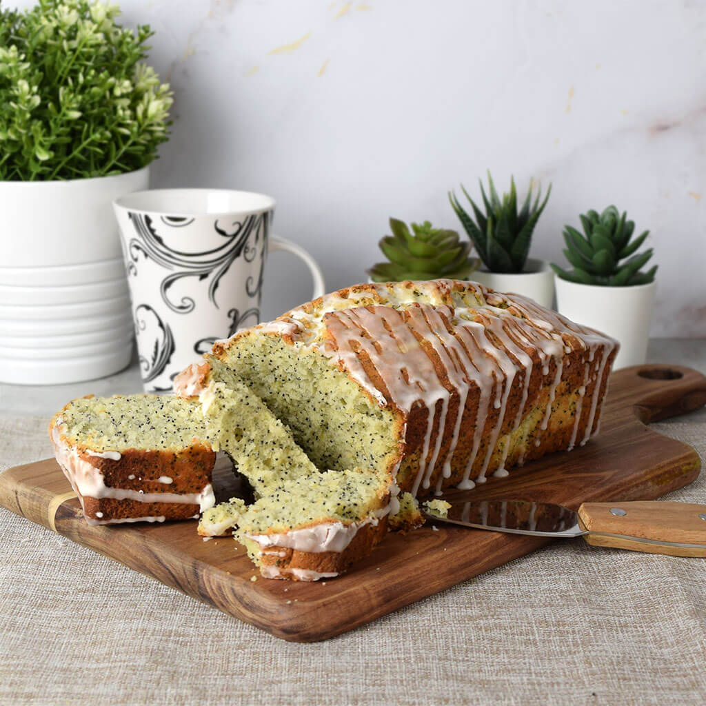 Lemon Poppyseed Loaf