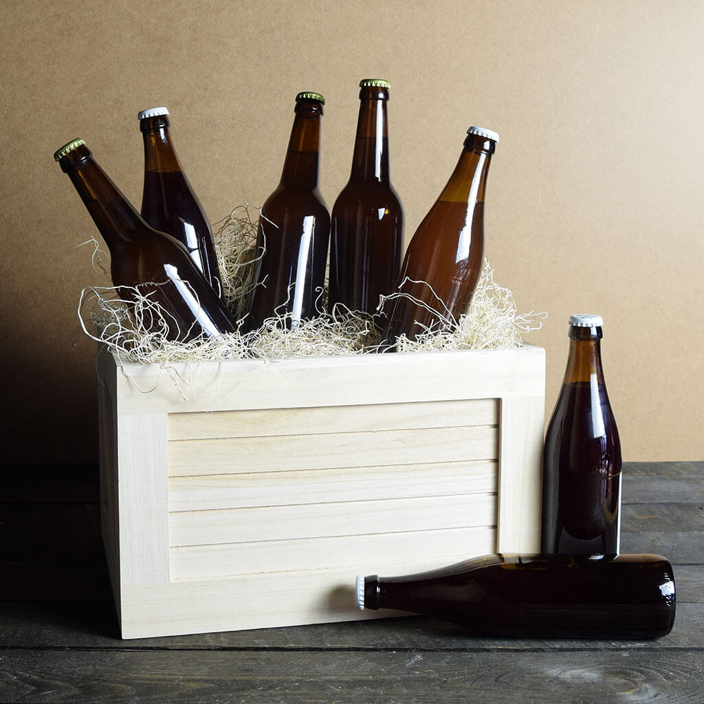 Crate of Mystery Beer Club