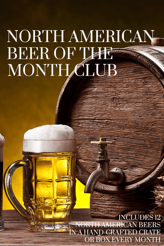 The North American Beer of the Month Club