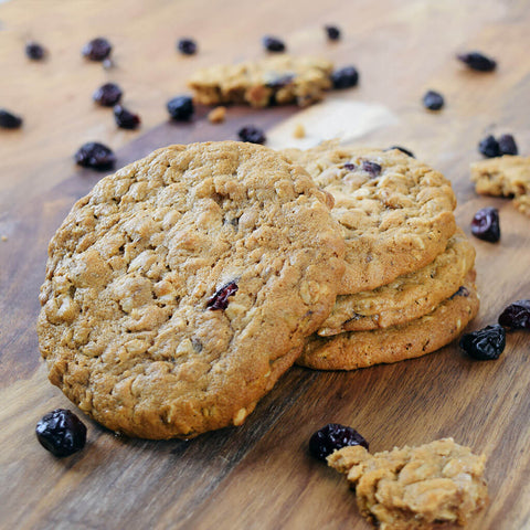 "Oatmeal Raisin Cookie - 4""/12PK"