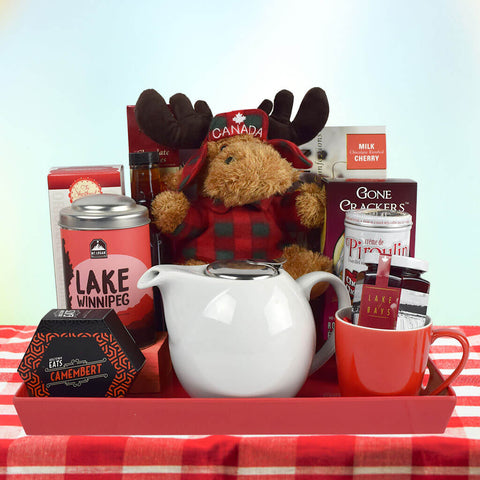 Oh Canada Gift Basket