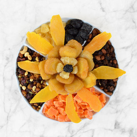 Organic Dried Fruit & Nuts Fiesta