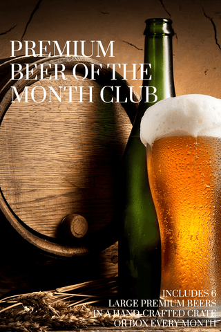 Premium Beer of the Month Club