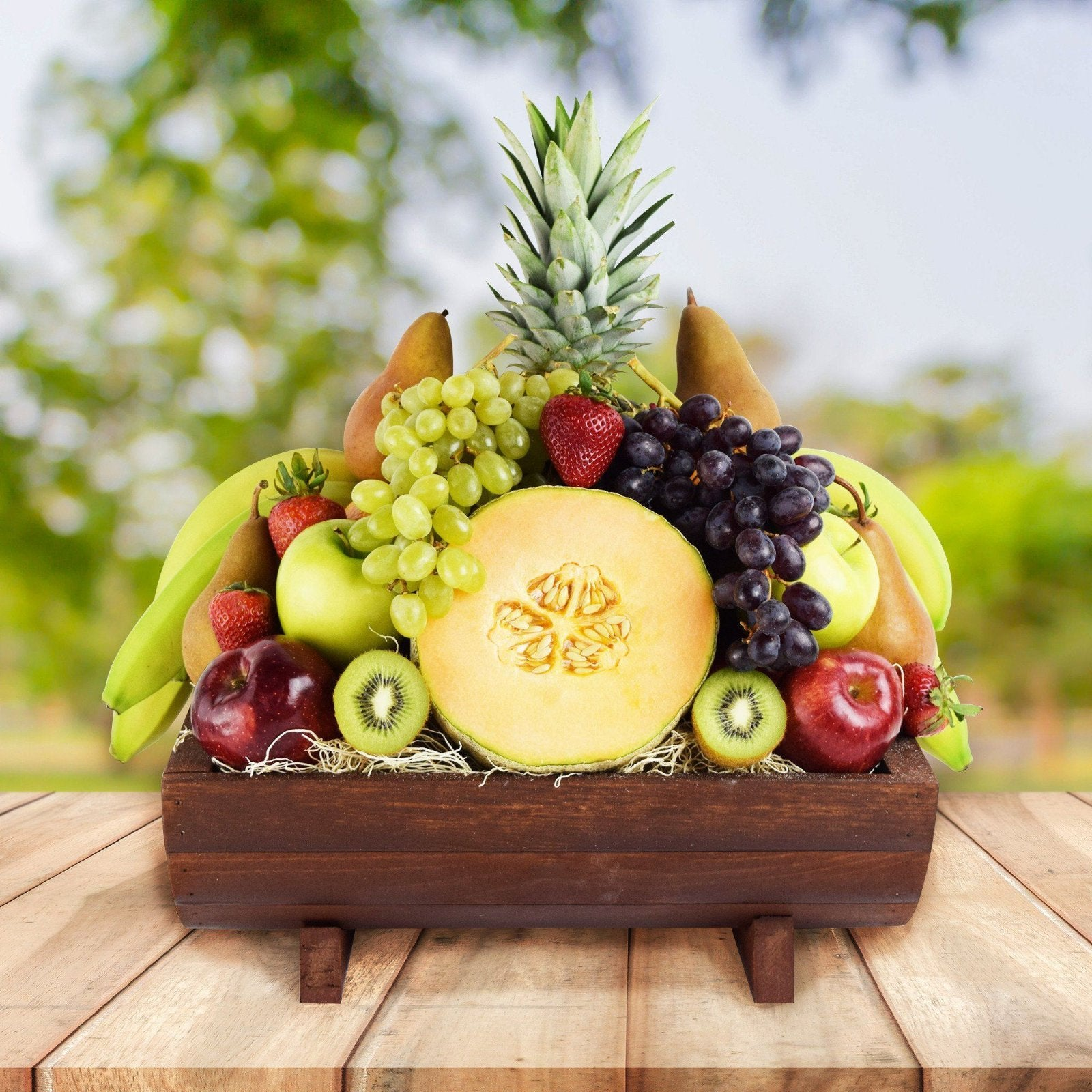 The Grand Passover Fruit Basket