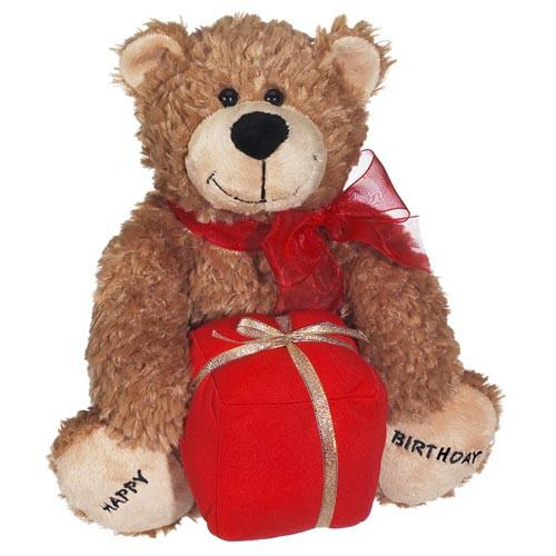 Present - The Happy Birthday Bear