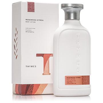 THYMES ROSEWOOD CITRON - BODY LOTION - 270ml