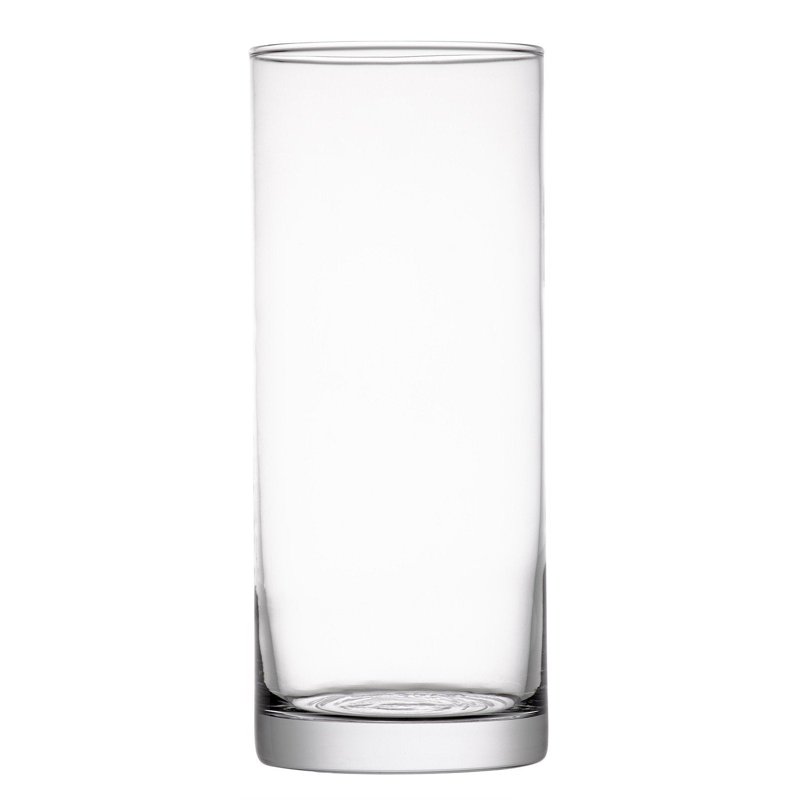 Sleek Glass Vase