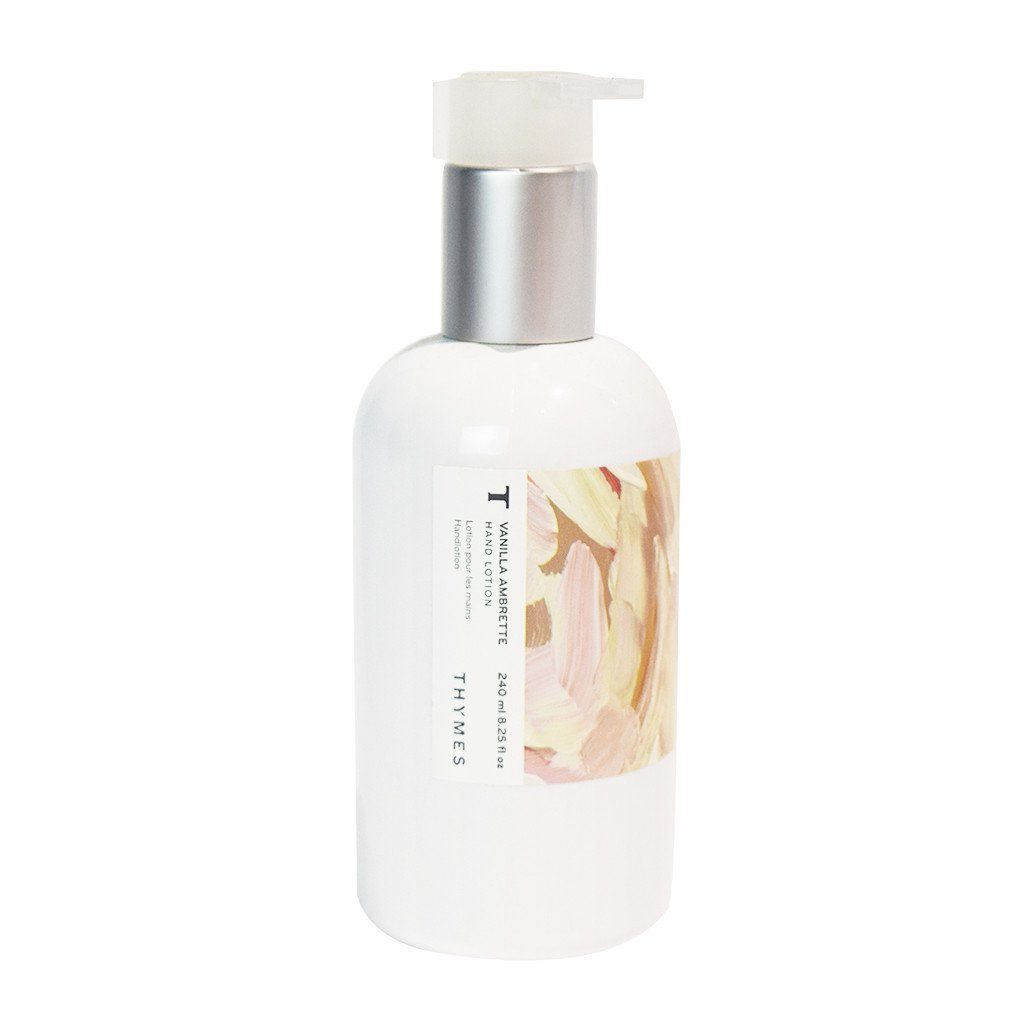 Thymes Vanilla Ambrette Hand Lotion