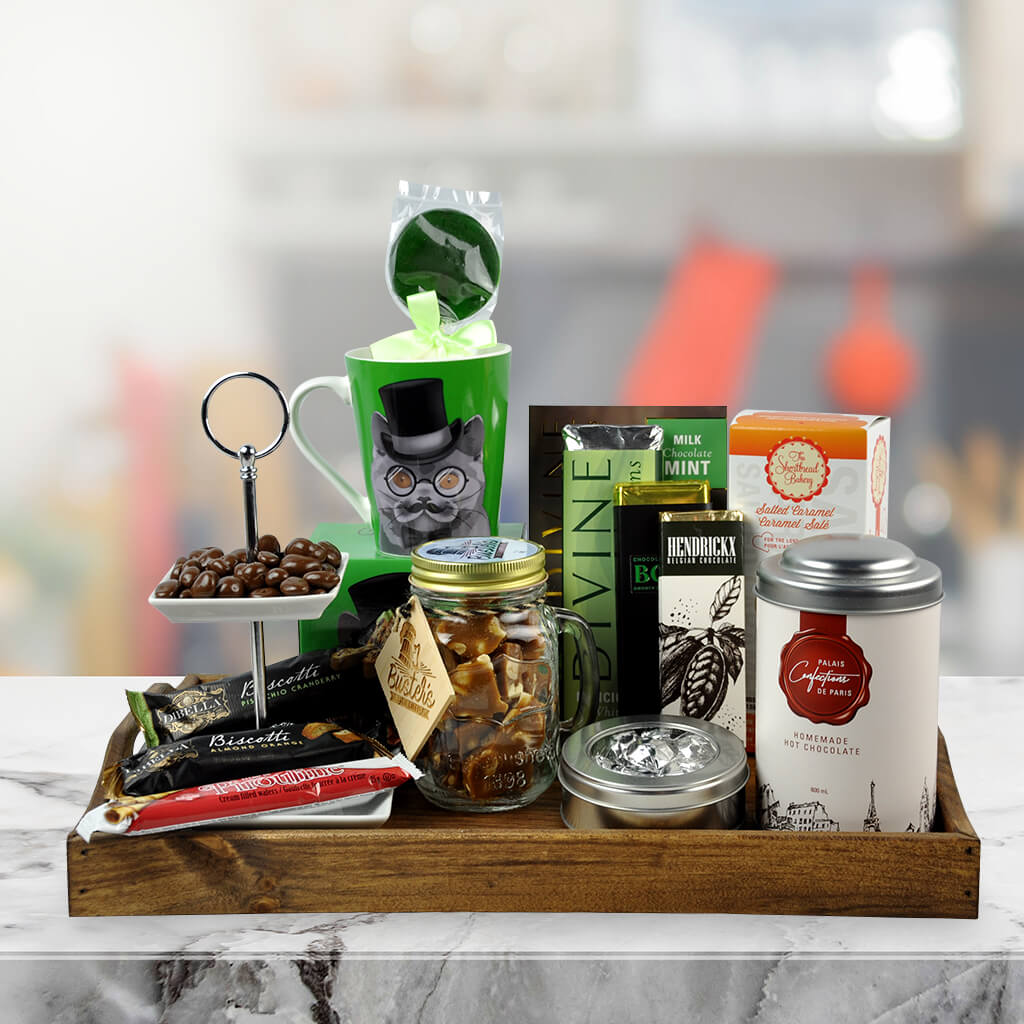 The Great Entertaining Gourmet Gift Basket