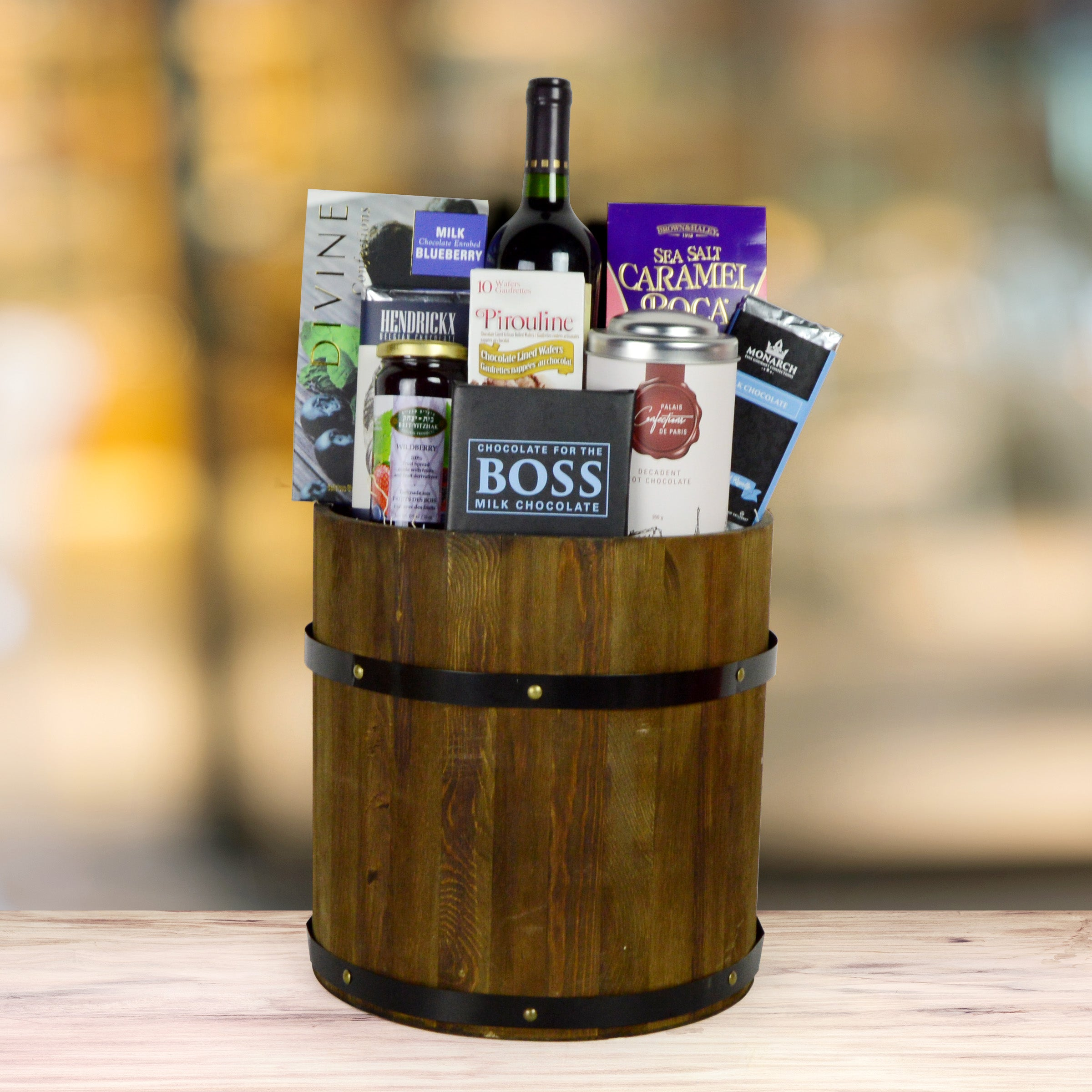 The Festive Passover Gift Basket