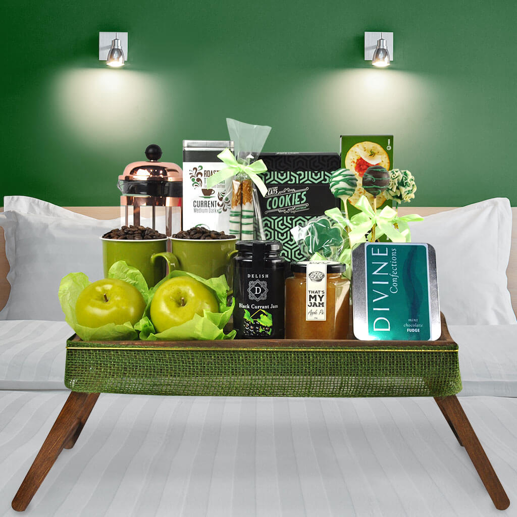 The Morning After St. Paddy's Day Gift Basket
