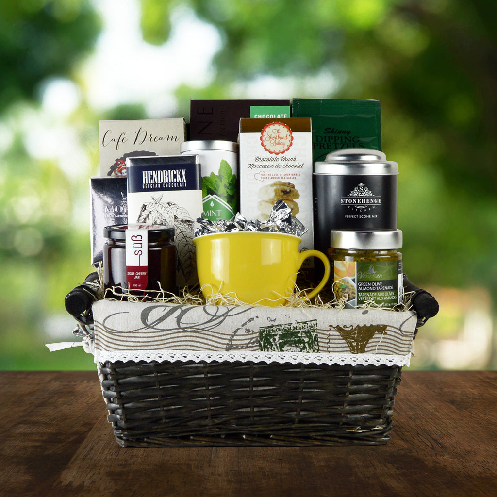 "The ""O List"" Gourmet Gift Basket"