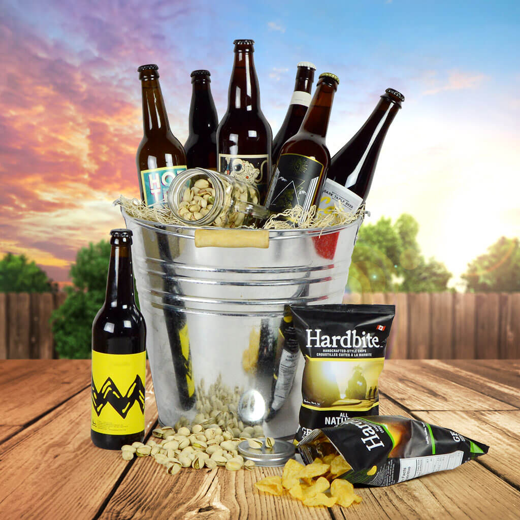 The Specialty Beer Gift Basket