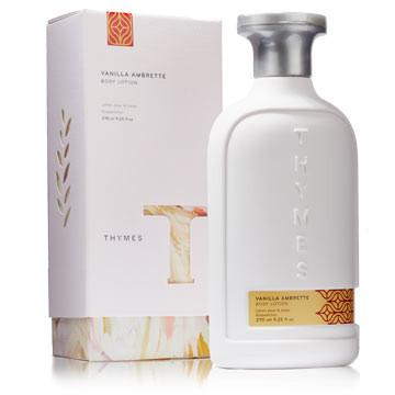 THYMES VANILLA AMBRETTE - BODY LOTION - 270ml
