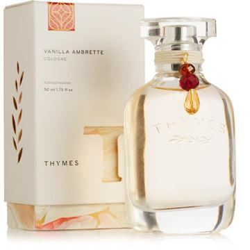 THYMES VANILLA AMBRETTE - COLOGNE - 50ml