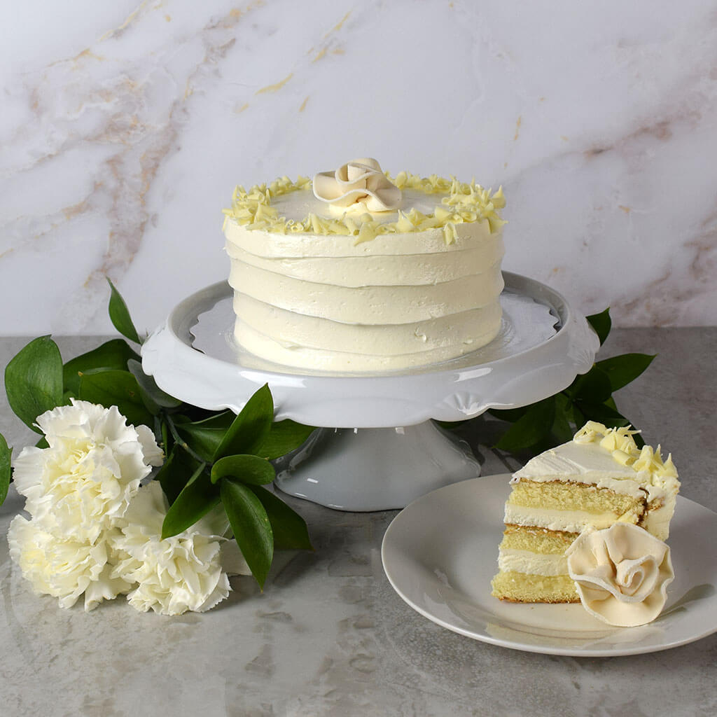 Vanilla Layer Cake