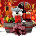 Year of the Dog Gift Basket