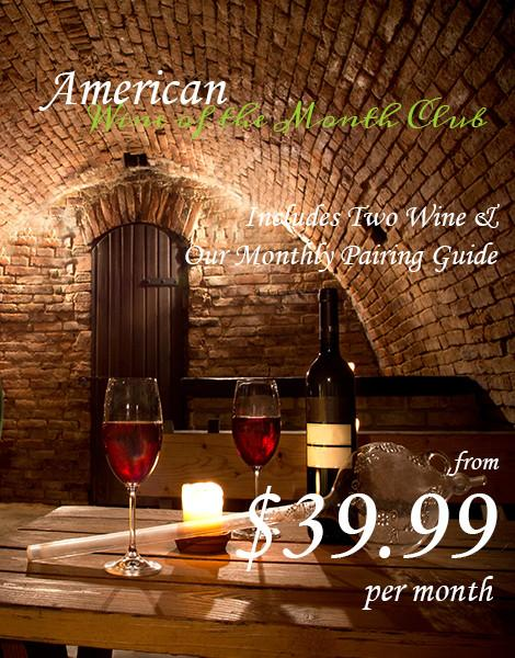 American Wines of the Month Club