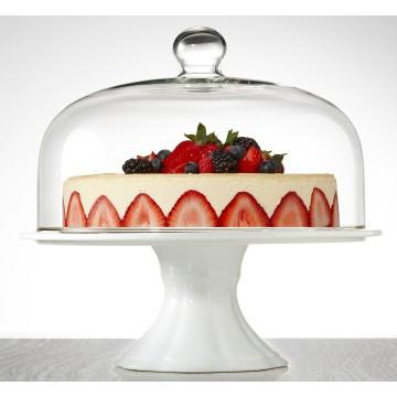 Chocolate Dipped Strawberry Large Dome
