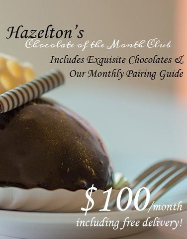 Chocolate of the Month Club - Diamond Membership