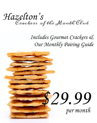 Gourmet Crackers of the Month Club - Platinum Club Membership