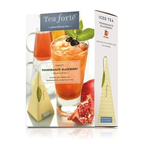Ice Tea - Five Tea Fort Tea-Over-Ice™ infusers.
