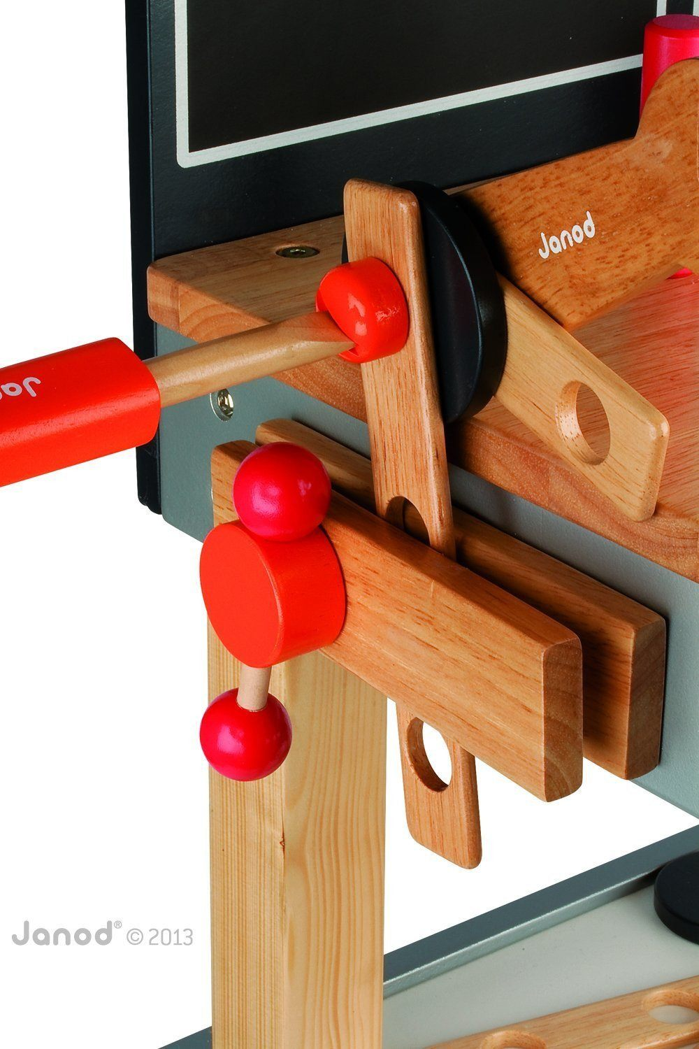 Giant Magnetic Workbench