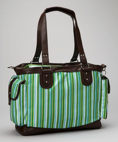 Baby Girl Deluxe Diaper Bag