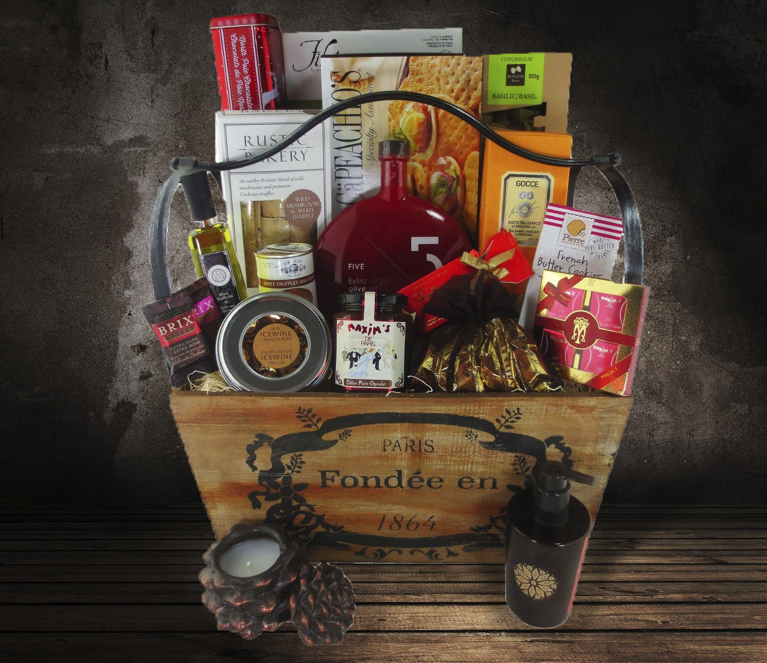 The Paris Gift Basket