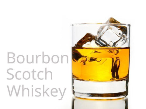 Bourbon, Scotch & Whiskey
