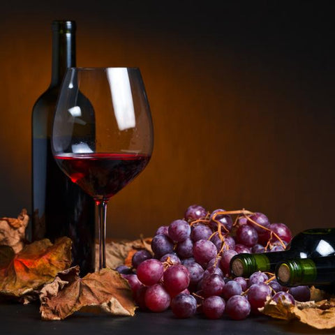 The Old World Red Wine