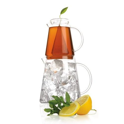 Steep & Chill Tea-Over-Ice Pitcher Set