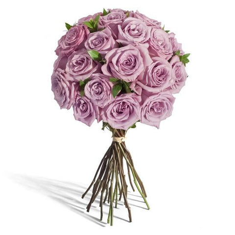 The Lavender Roses Bouquet