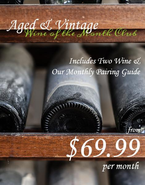 Vintage Wines of the Month Club
