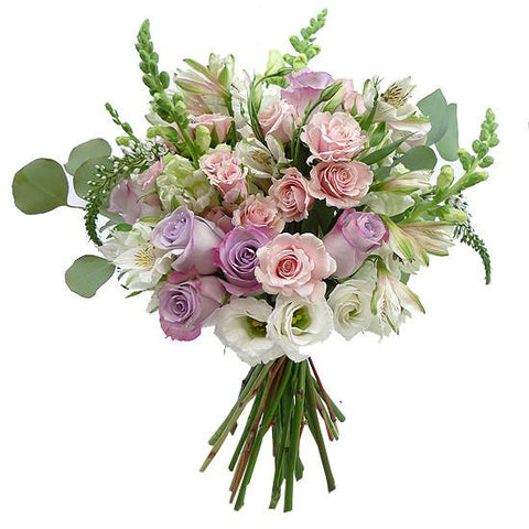 WILDFLOWERS & ROSES Bouquet