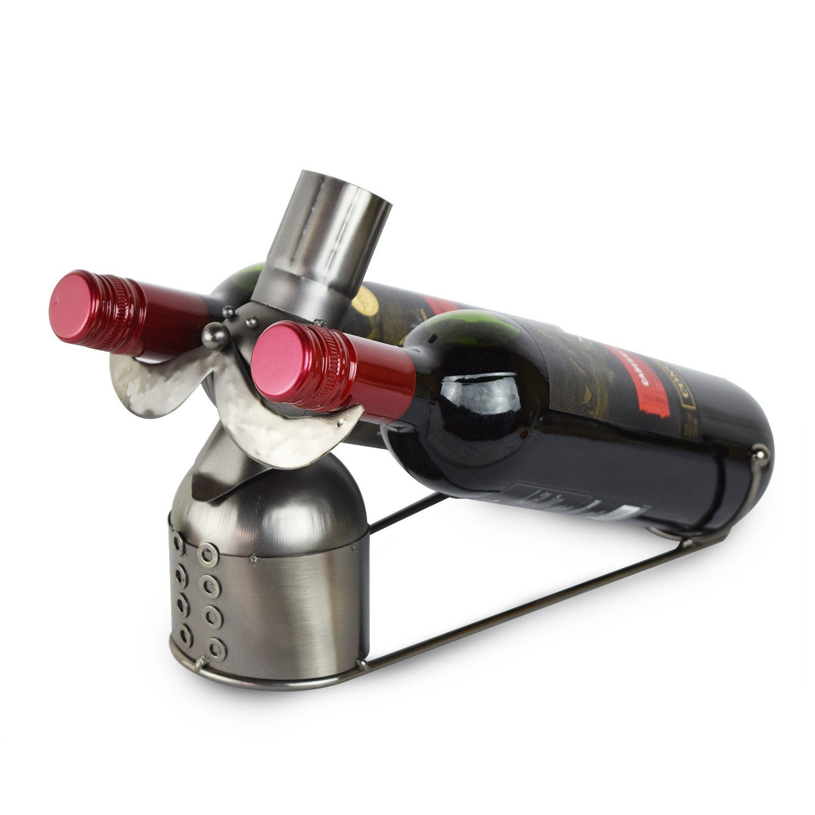 The Master Chef Wine Holder - Includes Wine!