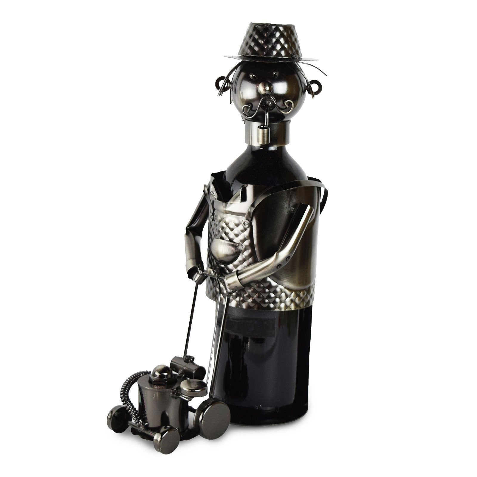 Groundskeeper Wine Holder - Includes Wine!
