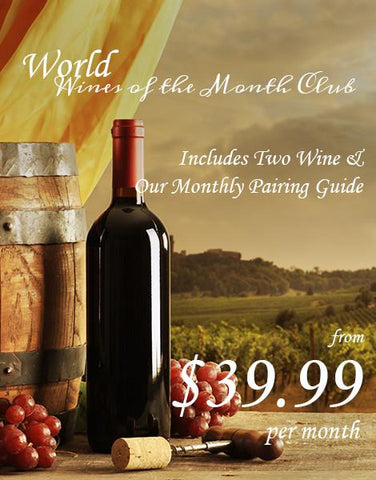 World Wines of the Month Club