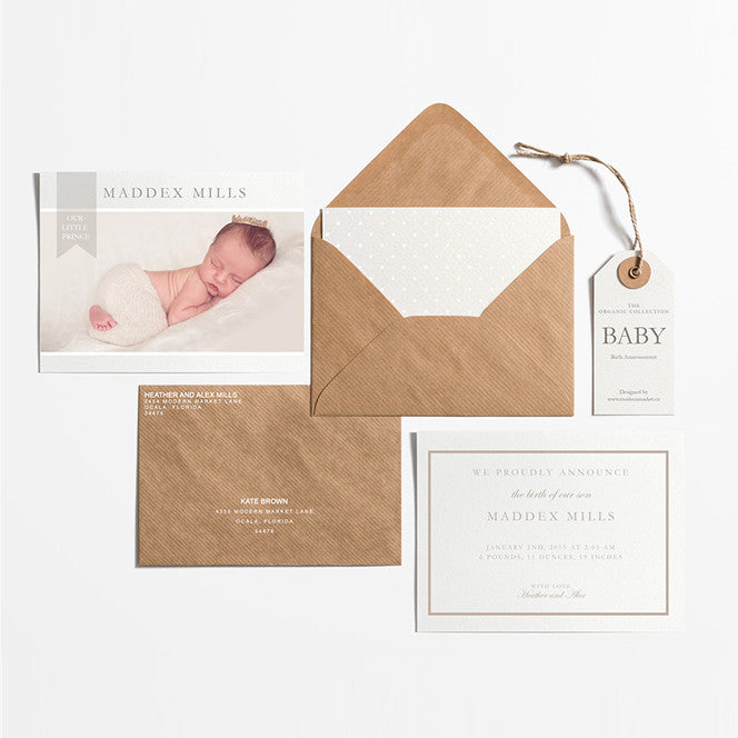 FREE BABY ANNOUNCEMENT TEMPLATE DOWNLOAD