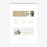 Featured Product | Botanica ProPhoto 5 Investment Page Template