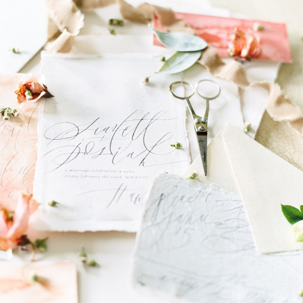 Floral Hawaiian Wedding With Sarah Windecker