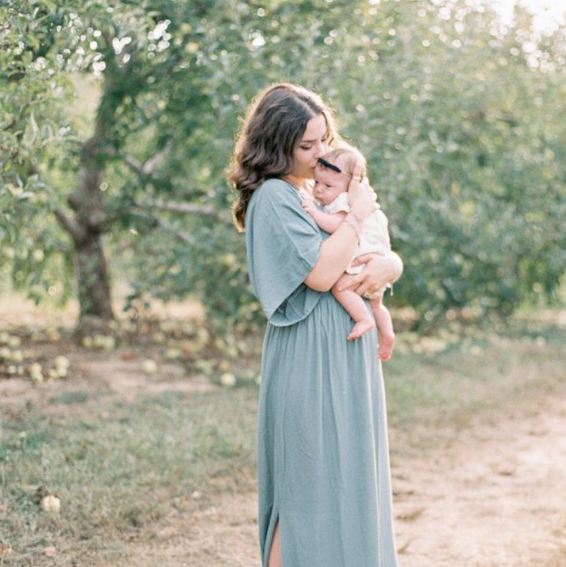 Apple Orchard Session With Lauren Peterson