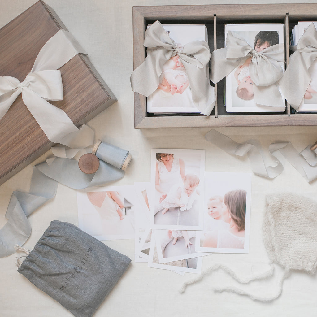 THE PERFECT PHOTO BOX PRESENTATION FOR PHOTOGRAPHERS
