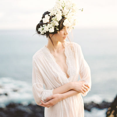 Ethereal Seaside Session With Christine Clark