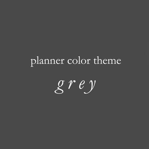 GREY 2017-2019 COMPLETE PHOTOGRAPHY BUSINESS PLANNER - Includes over 300 printable pages!
