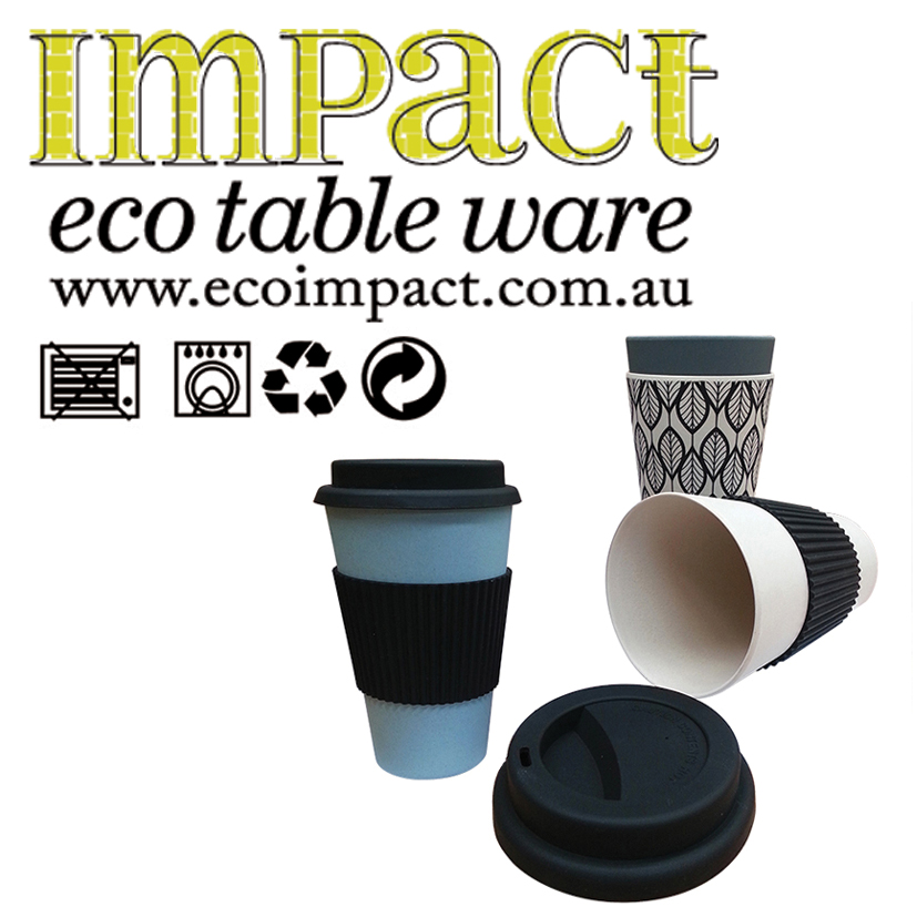 Eco Impact Tableware