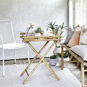 lene bjerre bamboo table